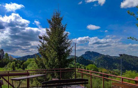 Off Ski Bar na Polanie Szafranówka - Restauracje PKL Szczawnica
