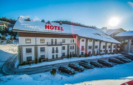 Hotel Jaworzyna Krynicka - Krynica Zdrój - Restauracje PKL