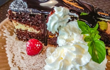 Cafe Parkowa - Restauracje PKL Krynica Zdrój desery