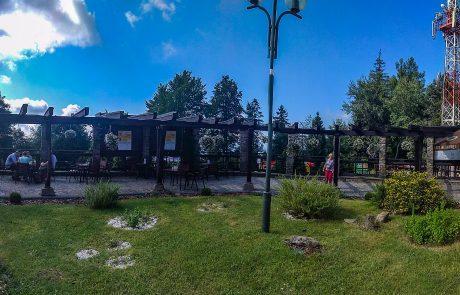 Cafe Parkowa - Restauracje PKL Krynica Zdrój Góra Parkowa