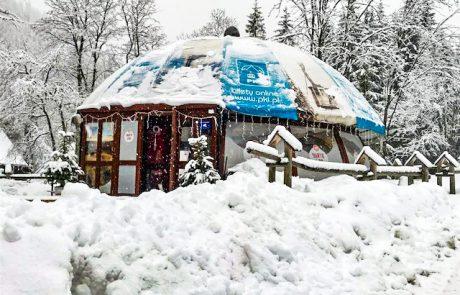 Yurta Bar - Restauracje PKL Zakopane Kuznice